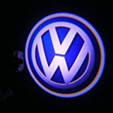 Green House T�rbeleuchtung Auto T�r Door LED LOGO Projektor Shadow LED Logo 3D Laser Licht Willkommen Licht Welcome Light f�r VW/Das AUTO/Volkswagen