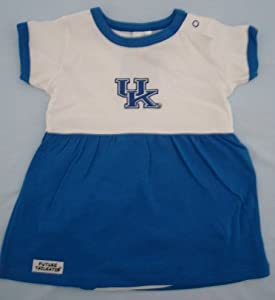 Kentucky Wildcats Onesie Baby Dress by Future Tailgater