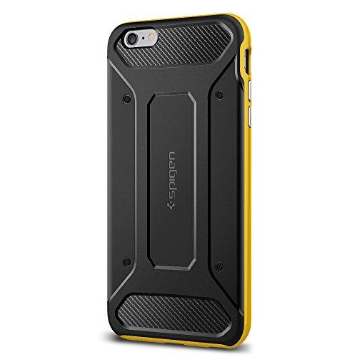 coque-iphone-6s-plus-spigen-neo-hybrid-carbon-carbon-fiber-reventon-yellow-slim-fit-reinforced-bumpe