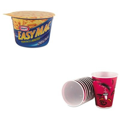 KITEZM01641SLOX12J8002CT - Value Kit - Solo Symphony Design Trophy Foam Hot/Cold Cups (SLOX12J8002CT) and KRAFT FOODS, INC Easy Mac Macaroni amp;amp; Cheese (EZM01641) (Mac And Cheese Trophy compare prices)