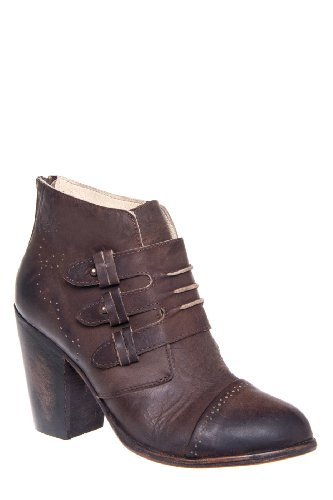 Freebird by Steven Malbec High Heel Cap Toe Bootie