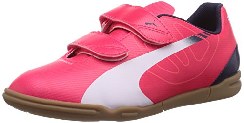 Puma evoSPEED 5.3 IT V Jr Unisex-Kinder Hallenschuhe