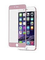 UNOTEC Protector De Pantalla Full Cover Lite iPhone 6/6S Rosa