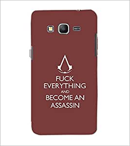 PrintDhaba Quote D-1137 Back Case Cover for SAMSUNG GALAXY GRAND PRIME (Multi-Coloured)