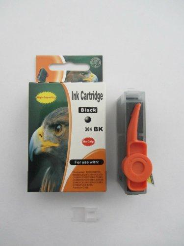 1 komp Druckerpatrone für HP 364XL schwarz HP Photosmart Serie Siehe Produktbeschreibung
