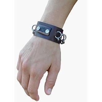 Taylor Swift Bracelet on Swift Gray Logo Hoodie Taylor Swift Brown Leather Snap Bracelet