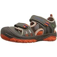 Merrell Hydro Rapid Sandals for Kids (Gunsmoke/Orange)