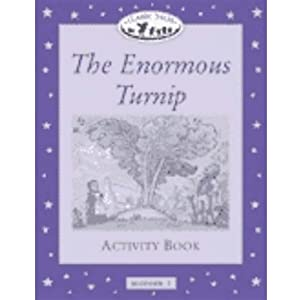the enormous turnip activity