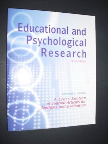 my analysis of psychological research by the asa Activities guide: teaching ethics in the introduction to psychology course ana ruiz judith warchal alvernia university of psychological research (p 14).