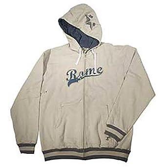 Rome Fenway Full-Zip Hooded Sweatshirt Small