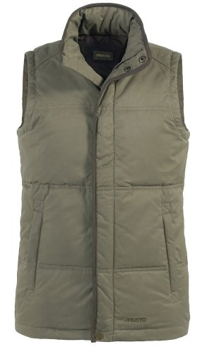 Musto Mens Down Gilet Navy XL