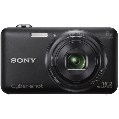 Sony DSC-WX80/B 16.2 MP Digital Camera with 2.7-Inch LCD (Black)