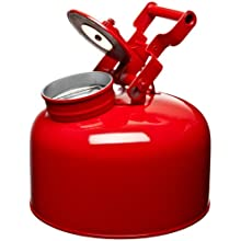 Eagle Galvanized Steel Disposal Safety Can