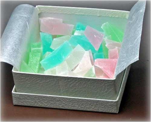 干菓子 【氷彩花】 250グラム箱入り 上質和菓子専門店「長寿園」