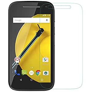 SellNxt Tempered Glass Screen Protector for Motorola Moto E 2nd Gen