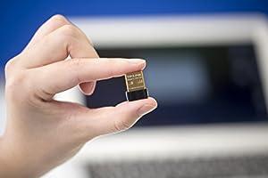 Adaptador N nano USB TP-LINK TL-WN725N inalámbrico 150Mbps