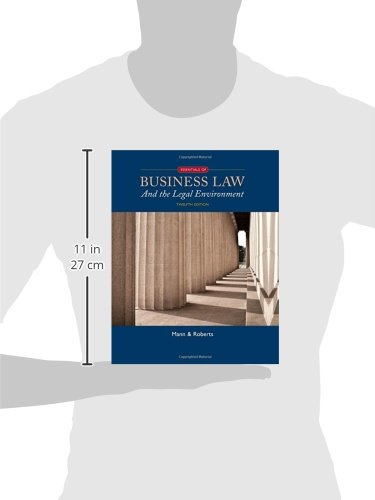 essentials for business law Packed with current examples and real scenarios, essentials of business law, 6th edition has earned praise from judges, attorneys, scholars, businesspeople,.
