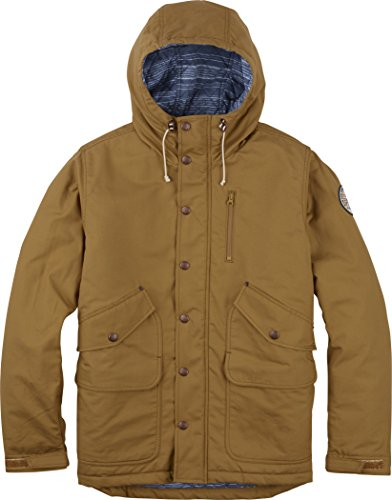 Burton Herren Jacke MB Sherman Jacket, Wood Thrush, L, 16090100261