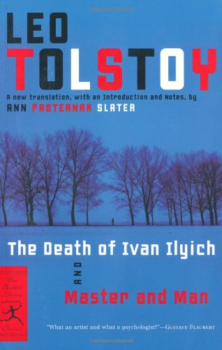 suffering and death in the short story the death of ivan ilych by leo tolstoy