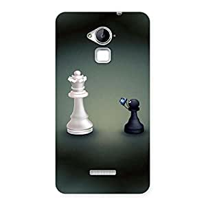 Queen and Pawn Back Case Cover for Coolpad Note 3