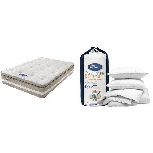 Best Deal Silentnight 1850 Pocket Geltex Mattress with Complete