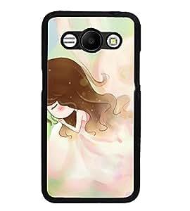TOUCHNER (TN) Stars Back Case Cover for Samsung Galaxy Core i8262::Samsung Galaxy Core i8260