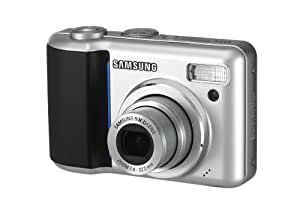 Samsung Digimax S800 Digital Camera (8.1MP, 3x Optical Zoom) + FREE Lithium Ion Battery + Cradle