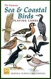 Sea & Coastal Birds Playing Cards