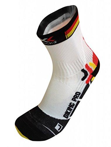 X-Socks-Erwachsene-Funktionssocken-Biking-Pro-Patriot-Germany-4244-X020457