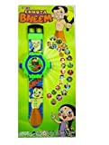 #10: Chota Bheem 24 IMAGE PROJECTOR WATCH GIFT FOR KID
