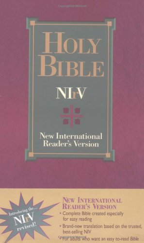 NIrV Holy Bible, Adult Edition, Revised
