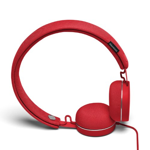 Urbanears HUMLAN The Wash and Wear Headphone  (Tomato)