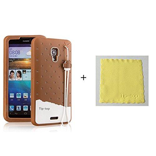 Fabitoo® Huawei Ascend Mate 2 case, 3D