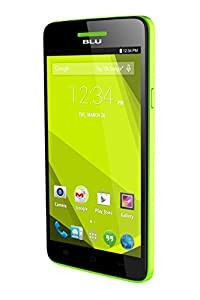 BLU Studio 5.0 C HD Smartphone - Unlocked - Yellow