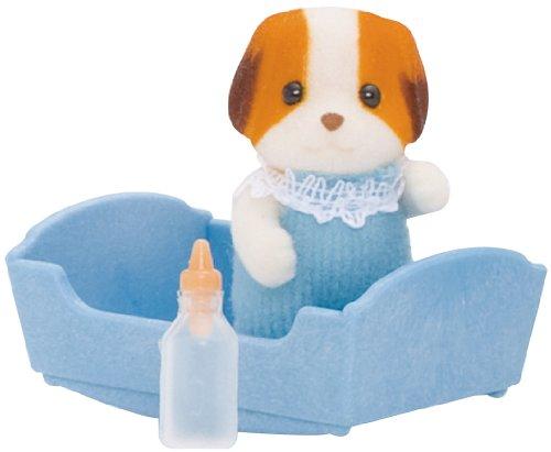 Sylvanian Families Chiffon Dog Baby