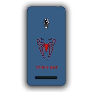 Caseque (Pro) Inge Spider Back Cover For Asus Zenfone 5