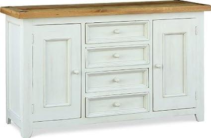 Minack Oak Large Sideboard / Dresser Base