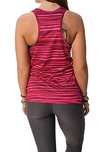 Nike Women's Dri-FIT AOP Legend Training Racerback Tank Top