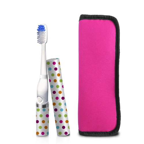 Violife Confetti Slim Sonic Traveler Case, Hot Pink Case