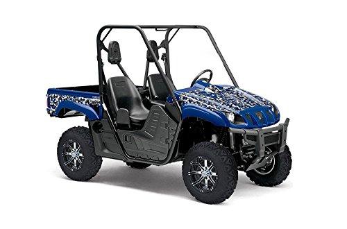 AMR-Racing-Yamaha-Rhino-700-660-450-UTV-Side-X-Side-Graphic-Kit-2003-2010-Urban-Camo-Blue