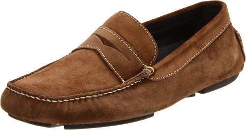 Donald J Pliner Men's Vinco DT Loafer,Walnut,12 M US