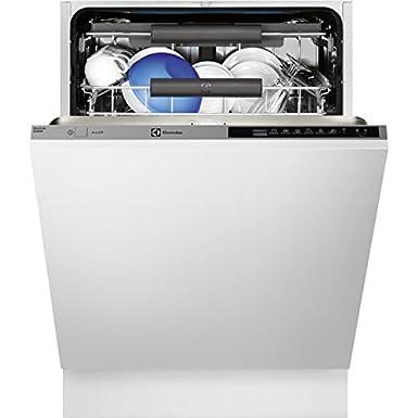 Electrolux ESL8330RO Entièrement intégré 15places A++ Gris - lave-vaisselles (Entièrement intégré, A, A++, Gris, boutons, toucher, Froid/chaud)