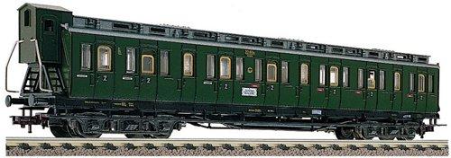 Fleischmann 581002 DRG 2nd Class Compartment Coach with Brakemans Cab II