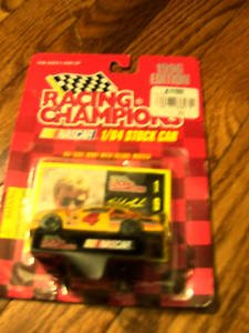 Nascar Racking Champions 1996 Sterling Marlin #4 Car - 1