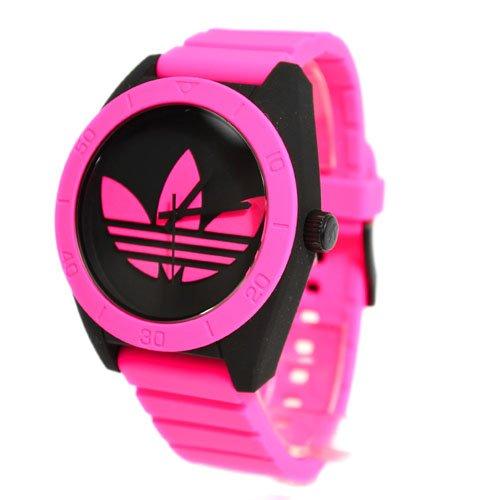 adidas(アディダス) オリジナルス 腕時計 XL サンティアゴ メンズ ピンク adh2846-Q13350
