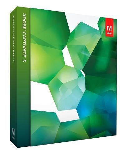 Captivate v5/FR DVD WIN Ensemble complet