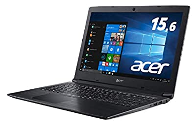 Acer (エイサー) ノートPc A315-53-a24ukf オブシディアンブラック [Pentium・15.6インチ・office付き・ssd 256gb・メモリ 4gb]