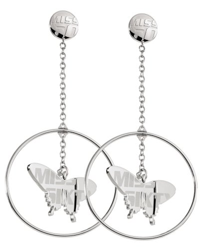 "Buy Miss Sixty ""Wings"" Collection Butterfly Dangle Earrings"
