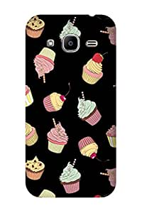 ZAPCASE Printed Back Cover for SAMSUNG J2 2016 EDITION