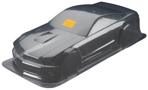 HPI-H17504-Ford-Mustang-GT-R-Karosserie-200-mmWB255-mm-mehrfarbig